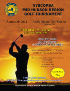 NYSCOPBA Mid-Hudson Golf Outing @ Apple Greens Golf Course