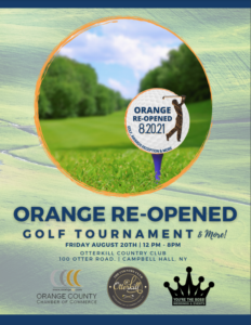 Orange County Open Golf Tournament @ The Country Club at Otterkill