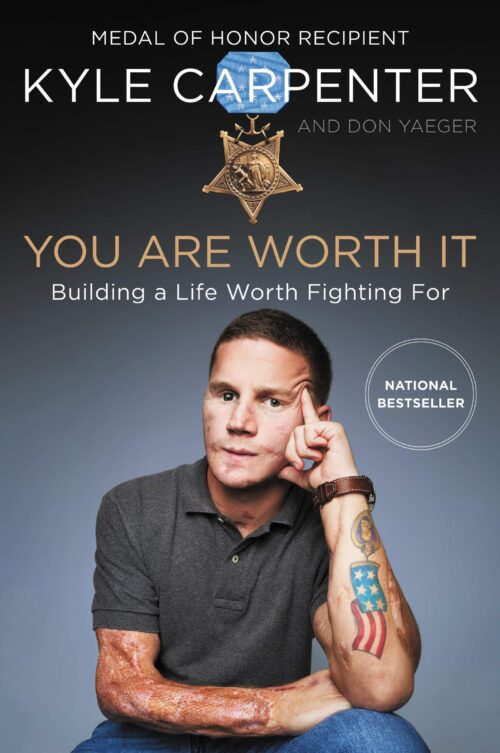 Kyle Carpenter Book You Are Worth It